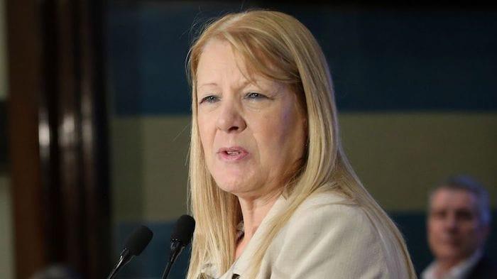 La líder del GEN pidió ampliar el debate electoral, centrarse en las propuestas y afirmó que todavía no sabe quién será el candidato por su espacio político.
