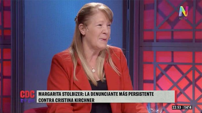 Margarita Stolbizer, dio detalles del juicio a la expresidenta Cristina Fernández de Kirchner, que se llevará a cabo mañana y en el cual es denunciante.